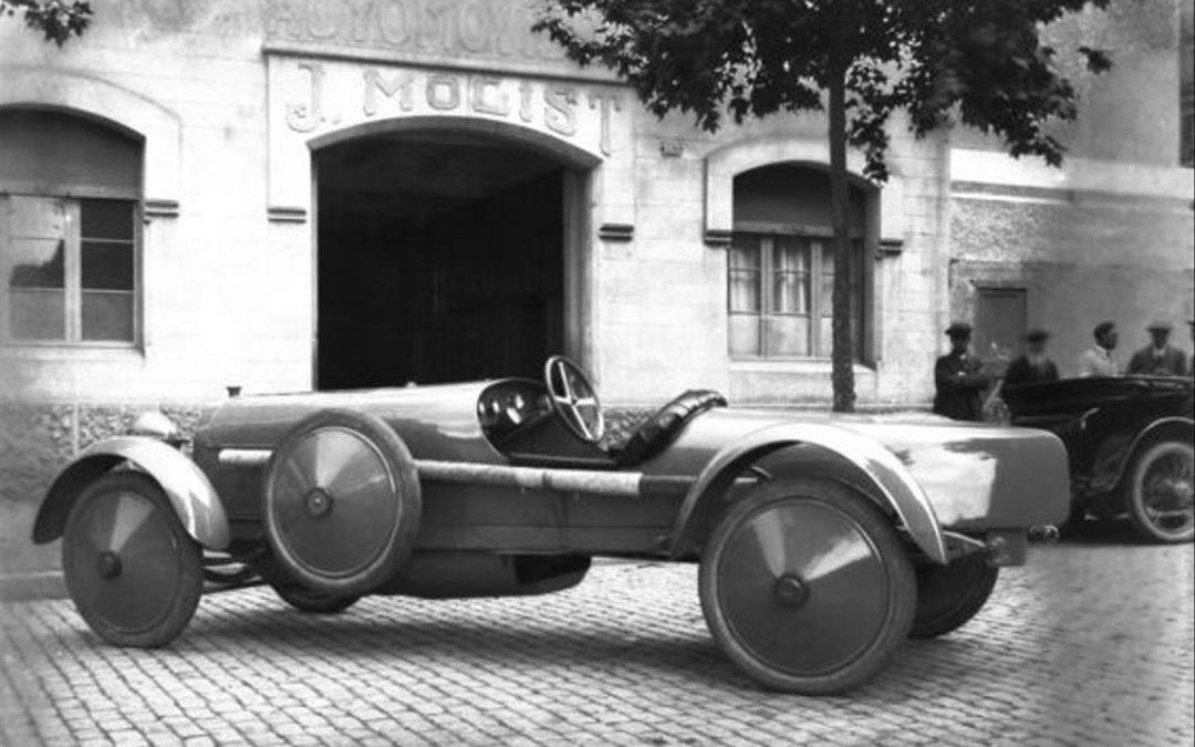 El coche fantástico (El Periódico de Catalunya)