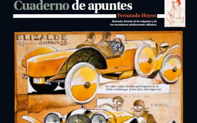 Cuadernos de apuntes (Revista Motor Clásico)